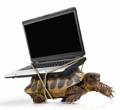 slow laptop