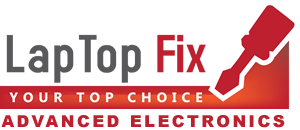 laptop fix advanced logo